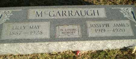 MCGARRAUGH, JOSEPH JAMES - Greene County, Arkansas | JOSEPH JAMES MCGARRAUGH - Arkansas Gravestone Photos