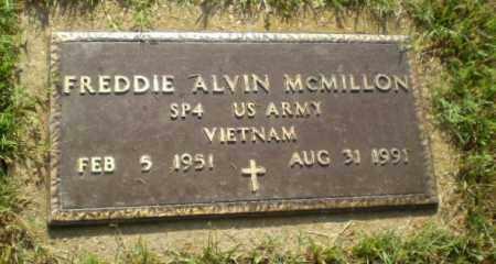 MCMILLON  (VETERAN VIET), FREDDIE ALVIN - Greene County, Arkansas | FREDDIE ALVIN MCMILLON  (VETERAN VIET) - Arkansas Gravestone Photos