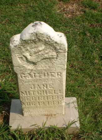 MITCHELL, GAITHER - Greene County, Arkansas | GAITHER MITCHELL - Arkansas Gravestone Photos