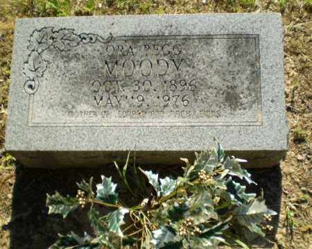 MOODY, ORA PEGG - Greene County, Arkansas   ORA PEGG MOODY - Arkansas Gravestone Photos