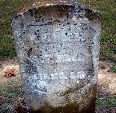 MOORE  (VETERAN UNION), WILLIAM H - Greene County, Arkansas | WILLIAM H MOORE  (VETERAN UNION) - Arkansas Gravestone Photos