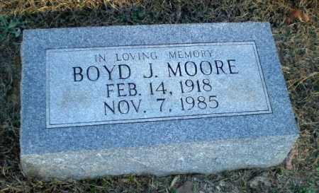 MOORE, BOYD J - Greene County, Arkansas | BOYD J MOORE - Arkansas Gravestone Photos