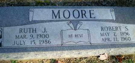 MOORE, ROBERT S - Greene County, Arkansas   ROBERT S MOORE - Arkansas Gravestone Photos