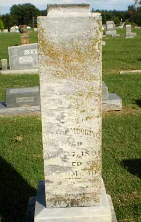 MOORING, WYATT - Greene County, Arkansas | WYATT MOORING - Arkansas Gravestone Photos