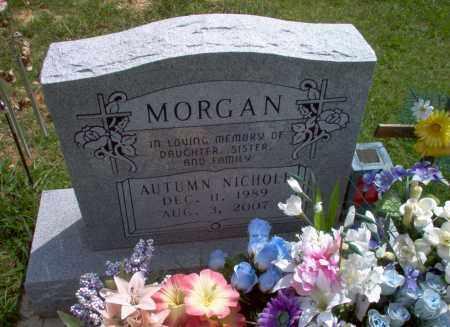 MORGAN, AUTUMN NICHOLE - Greene County, Arkansas | AUTUMN NICHOLE MORGAN - Arkansas Gravestone Photos