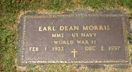 MORRIS  (VETERAN WWII), EARL DEAN - Greene County, Arkansas | EARL DEAN MORRIS  (VETERAN WWII) - Arkansas Gravestone Photos