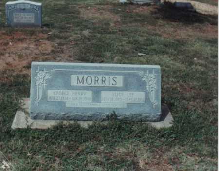 MORRIS, GEORGE HENRY - Greene County, Arkansas | GEORGE HENRY MORRIS - Arkansas Gravestone Photos