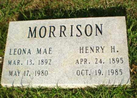 MORRISON, HENRY H - Greene County, Arkansas | HENRY H MORRISON - Arkansas Gravestone Photos
