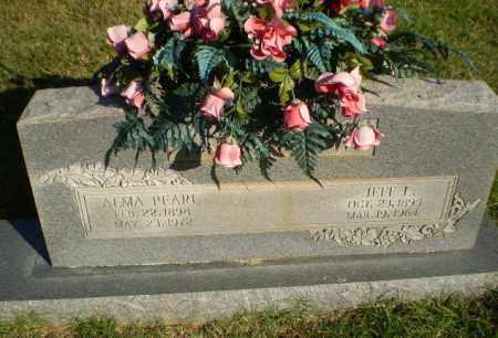 MORROW, ALMA PEARL - Greene County, Arkansas | ALMA PEARL MORROW - Arkansas Gravestone Photos