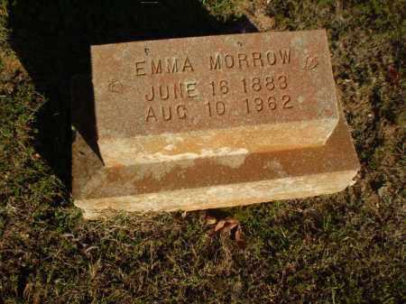 MORROW, EMMA - Greene County, Arkansas   EMMA MORROW - Arkansas Gravestone Photos