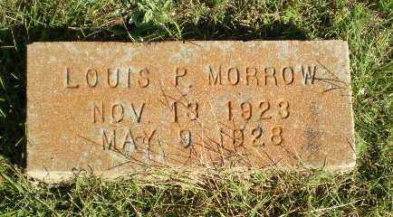 MORROW, LOUIS P - Greene County, Arkansas   LOUIS P MORROW - Arkansas Gravestone Photos