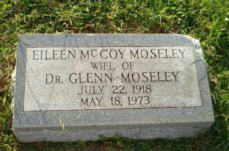 MCCOY MOSELEY, EILEEN - Greene County, Arkansas | EILEEN MCCOY MOSELEY - Arkansas Gravestone Photos