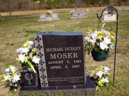 MOSER, MICHAEL DUDLEY - Greene County, Arkansas | MICHAEL DUDLEY MOSER - Arkansas Gravestone Photos