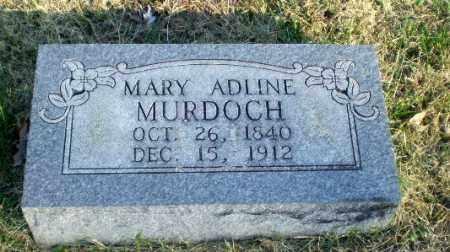 MURDOCH, MARY ADLINE - Greene County, Arkansas | MARY ADLINE MURDOCH - Arkansas Gravestone Photos
