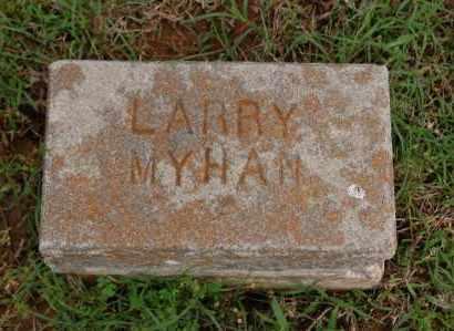 MYHAN, LARRY - Greene County, Arkansas | LARRY MYHAN - Arkansas Gravestone Photos