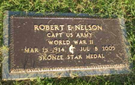NELSON  (VETERAN WWII), ROBERT E - Greene County, Arkansas | ROBERT E NELSON  (VETERAN WWII) - Arkansas Gravestone Photos