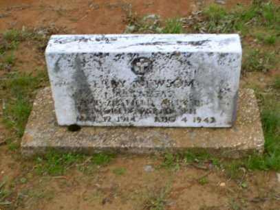 NEWSOM  (VETERAN WWII), ERBY - Greene County, Arkansas   ERBY NEWSOM  (VETERAN WWII) - Arkansas Gravestone Photos