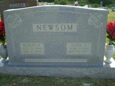NEWSOM, SABIE A - Greene County, Arkansas | SABIE A NEWSOM - Arkansas Gravestone Photos