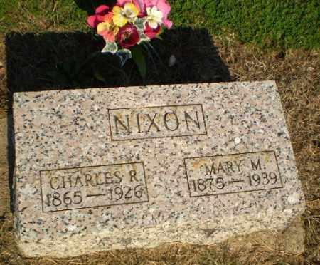NIXON, MARY M - Greene County, Arkansas | MARY M NIXON - Arkansas Gravestone Photos