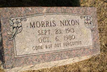 NIXON, MORRIS - Greene County, Arkansas   MORRIS NIXON - Arkansas Gravestone Photos