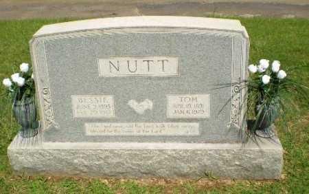 NUTT, BESSIE - Greene County, Arkansas | BESSIE NUTT - Arkansas Gravestone Photos
