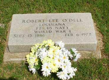 O'DELL  (VETERAN WWI), ROBERT LEE - Greene County, Arkansas | ROBERT LEE O'DELL  (VETERAN WWI) - Arkansas Gravestone Photos