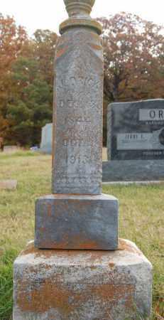 ORICK, J. - Greene County, Arkansas   J. ORICK - Arkansas Gravestone Photos
