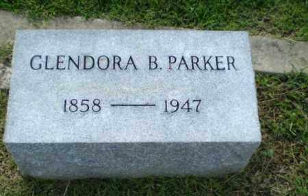 PARKER, GLENDORA B - Greene County, Arkansas | GLENDORA B PARKER - Arkansas Gravestone Photos