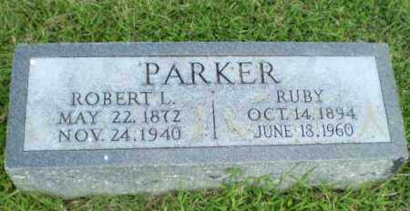 PARKER, ROBERT L - Greene County, Arkansas | ROBERT L PARKER - Arkansas Gravestone Photos