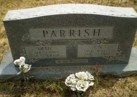 PARRISH, I.N. - Greene County, Arkansas | I.N. PARRISH - Arkansas Gravestone Photos