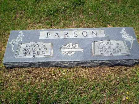 PARSON, PEARL M - Greene County, Arkansas | PEARL M PARSON - Arkansas Gravestone Photos