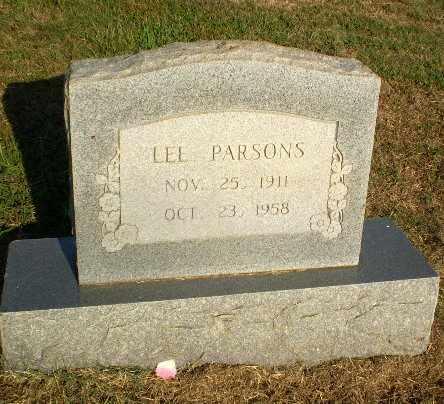 PARSONS, LEE - Greene County, Arkansas | LEE PARSONS - Arkansas Gravestone Photos