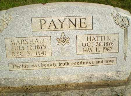 PAYNE, HATTIE - Greene County, Arkansas | HATTIE PAYNE - Arkansas Gravestone Photos