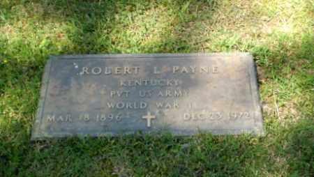 PAYNE (VETERAN WWI), ROBERT L - Greene County, Arkansas | ROBERT L PAYNE (VETERAN WWI) - Arkansas Gravestone Photos