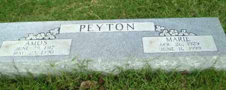 PEYTON, AMOS - Greene County, Arkansas | AMOS PEYTON - Arkansas Gravestone Photos