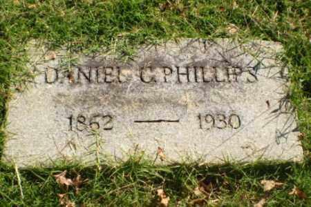 PHILLIPS, DANIEL C - Greene County, Arkansas | DANIEL C PHILLIPS - Arkansas Gravestone Photos