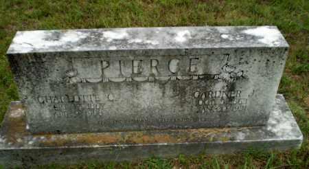 PIERCE, GARDNER J. - Greene County, Arkansas | GARDNER J. PIERCE - Arkansas Gravestone Photos