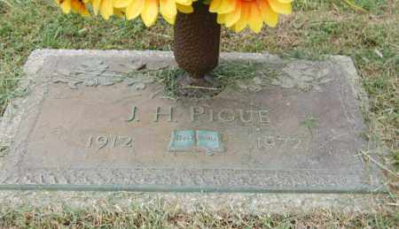 PIGUE, J. H. - Greene County, Arkansas   J. H. PIGUE - Arkansas Gravestone Photos