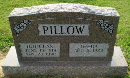 PILLOW, DOUGLAS - Greene County, Arkansas   DOUGLAS PILLOW - Arkansas Gravestone Photos