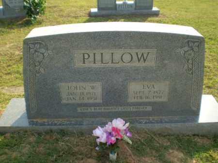 PILLOW, EVA - Greene County, Arkansas | EVA PILLOW - Arkansas Gravestone Photos
