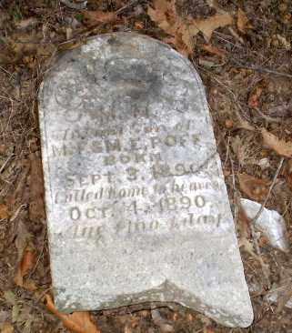 POFF, M.M - Greene County, Arkansas   M.M POFF - Arkansas Gravestone Photos