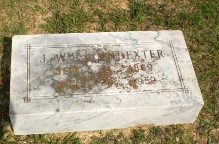 POINDEXTER, J.W. - Greene County, Arkansas | J.W. POINDEXTER - Arkansas Gravestone Photos