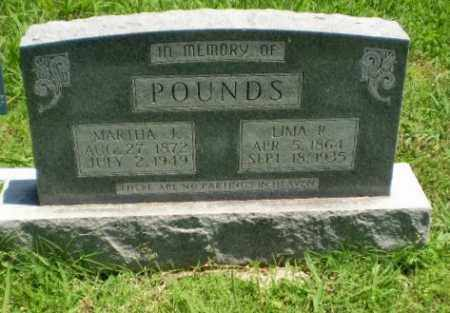 POUNDS, UMA R - Greene County, Arkansas | UMA R POUNDS - Arkansas Gravestone Photos