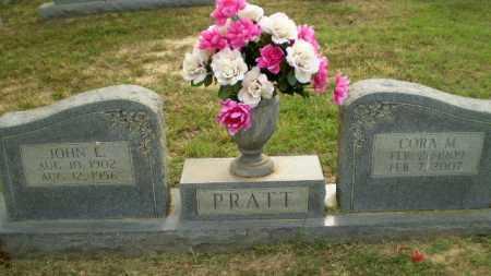 PRATT, CORA M - Greene County, Arkansas   CORA M PRATT - Arkansas Gravestone Photos