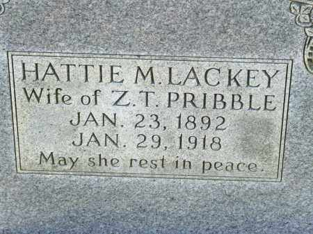 PRIBBLE, HATTIE M. - Greene County, Arkansas | HATTIE M. PRIBBLE - Arkansas Gravestone Photos