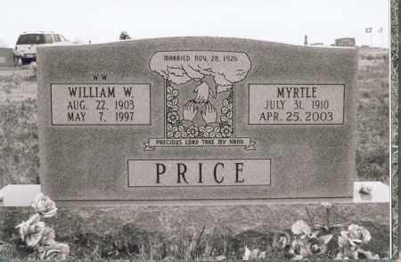 PRICE, MYRTLE - Greene County, Arkansas | MYRTLE PRICE - Arkansas Gravestone Photos