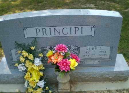 PRINCIPI, RUBY L - Greene County, Arkansas   RUBY L PRINCIPI - Arkansas Gravestone Photos