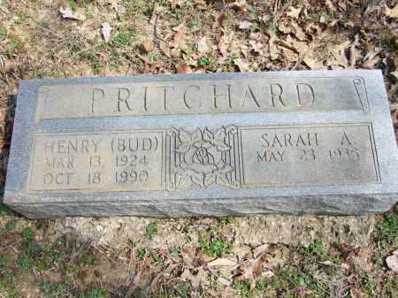 PRITCHARD, SARAH A. - Greene County, Arkansas | SARAH A. PRITCHARD - Arkansas Gravestone Photos