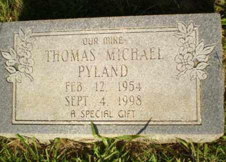 PYLAND, THOMAS MICHAEL - Greene County, Arkansas | THOMAS MICHAEL PYLAND - Arkansas Gravestone Photos