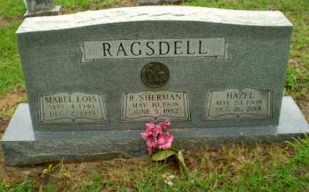 RAGSDELL, R. SHERMAN - Greene County, Arkansas | R. SHERMAN RAGSDELL - Arkansas Gravestone Photos